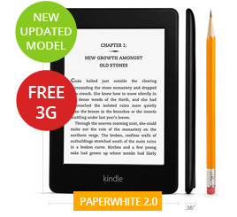 NZ Kindle Paperwhite 3G