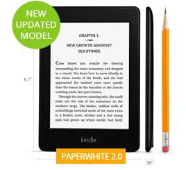 Kindle Paperwhite New Gen NZ
