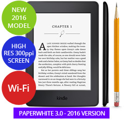Kindle Paperwhite NZ 3rd Gen 2016