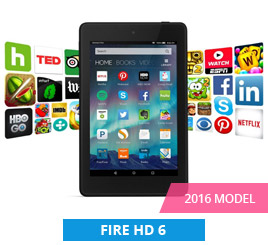 Fire HD 6 NZ