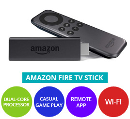 Amazon Fire TV Stick NZ