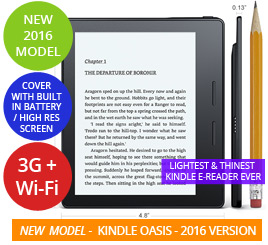 Kindle NZ Oasis 3G