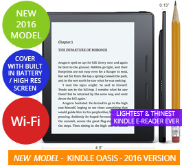 Kindle NZ Oasis