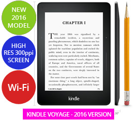 Kindle NZ Voyage