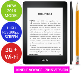 Kindle NZ Voyage 3G