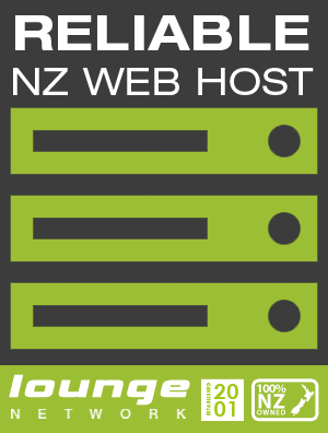 Reliable NZ Web Host